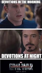 Civil War Meme - 8 of the best captain america civil war memes christian version