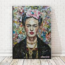 online get cheap frida canvas art aliexpress com alibaba group