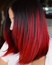 25 red black hair ideas black cherry hair