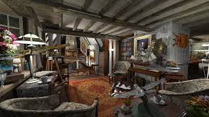 English Cottage Interior An English Remembrance By Don Webster 3d Artist