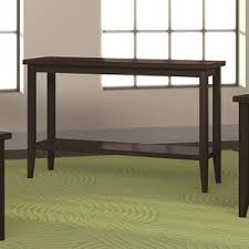 low profile sofa table wayfair