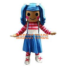 Halloween Mascot Costumes Cheap Cheap Lalaloopsy Mascot Aliexpress Alibaba Group
