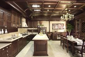 Solid Wood Kitchen Cabinet Showroom Hangzhou Huierbang Kitchen - Kitchen cabinet showroom