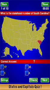 states and capitals quiz on the app store