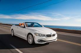 bmw 435i series 2014 bmw 435i convertible test motor trend