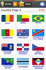Conutry Flags Logo Game Guess The Brand Bonus Country Flags 3 Doors Geek