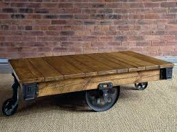 railroad cart coffee table coffee table cart restoration hardware cart coffee table coffee cart