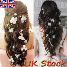 prom hair accessories bridal flower hair accessories pearl wedding headband prom hair