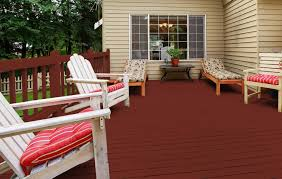 trending stain colors in 2017 to use on your outdoor space