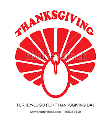 thanksgiving logo stock images royalty free images vectors
