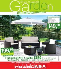 arredo giardino on line arredo giardino on line offerte avec outlet cania a prezzi et