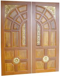 antique carved solid wood main double door designs for houses