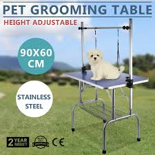 large dog grooming table 36 portable large dog grooming table pet grooming beauty table 2