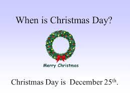 calendar ppt