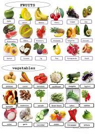 159 free esl vegetables worksheets