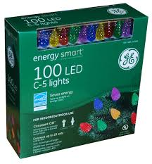 100 led c 5 lights multi color