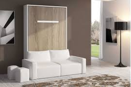 lit armoire canapé lit escamotable vertical la solution gain de place square deco