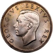 south africa 5 shillings km 41 prices u0026 values ngc