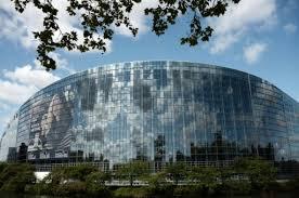 siege parlement europeen siège du parlement européen strasbourg un symbole devenu pesant