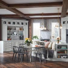 farmhouse style kitchen cabinets thomasville artisan custom kitchen cabinets shown in