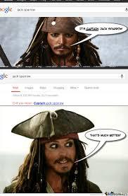 Jack Sparrow Memes - it s captain jack sparrow by kocla meme center