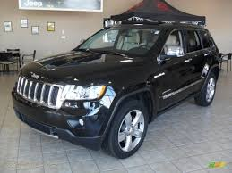 jeep 2011 grand for sale 2011 jeep grand limited 4x4 in brilliant black