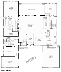 great room floor plans toll brothers at falls at weddington the duke home design