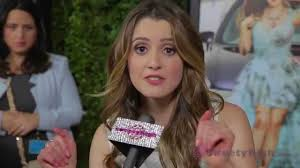did laura mauro cut her hair laura marano and the cast of austin ally at disney channel s bad