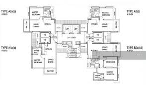 the shore floor plan the shore residences 83 amber road 2 bedrooms 1054 sqft