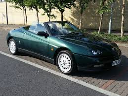 1996 alfa romeo spider 2 0 ts 16v just serviced 12months mot