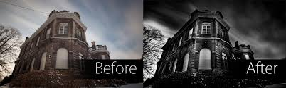 hdr photography tutorial photoshop cs3 hdr photography tutorial 1 strong black white hdr photo raven