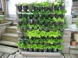 Best Plants For Vertical Garden - 13 plastic bottle vertical garden ideas soda bottle garden