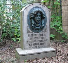 creepy epitaphs images reverse search