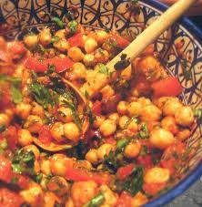 cuisiner pois chiches salade de pois chiches bienvenue chez fatima