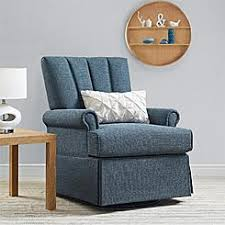 Blue Glider Chair Ty Pennington Style Mayfield Swivel Glider Chair