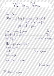 bridal mad libs wedding vow mad libs free printable