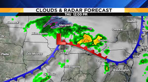 Weather Map Radar Metro Detroit Weather Forecast Honing In On Our Severe