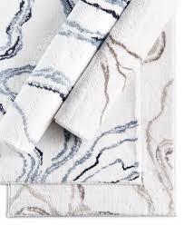 Macys Bath Rugs Hotel Collection Marble Tufted Bath Rugs Created For Macy S
