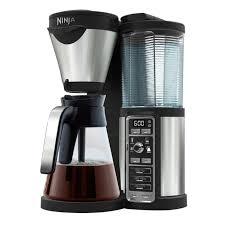 ninja coffee bar clean light keeps coming on ninja coffee bar auto iq brewer with glass carafe cf060uk