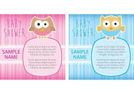 owls baby shower owl baby shower cards free vector stock graphics