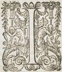 file seventeen ornamental letters i m n r s lacma 53 31 2 5