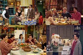 friends thanksgiving turkey popsugar entertainment