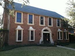 renewal by andersen of dallas choose double hung casement picture or awning window styles for your new bay or bow window