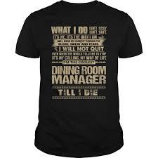 dining room manager big boys long sleeve tee u2013 awesome tee for dining room manager