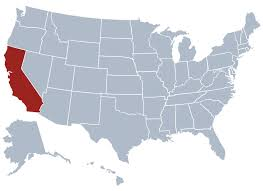 state map of california california state information symbols capital constitution