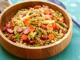salad pasta garden pasta salad recipe food network