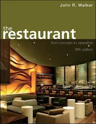 the restaurant from concept to operation 5th edition 2007