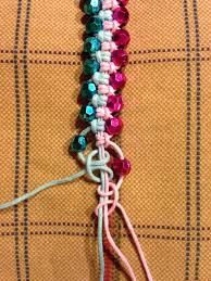 braid knot bracelet images Free macrame patterns jpg