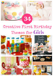 themes indian girl creative girl first birthday party themes ideas allure events