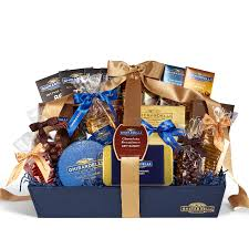 ghirardelli gift basket chocolate decadence gift basket ghirardelli